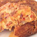 Pincho de Tortilla de Chorizo